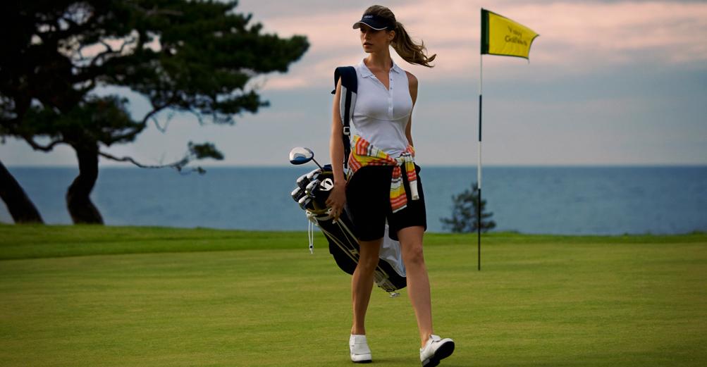Sun Exercise Golf