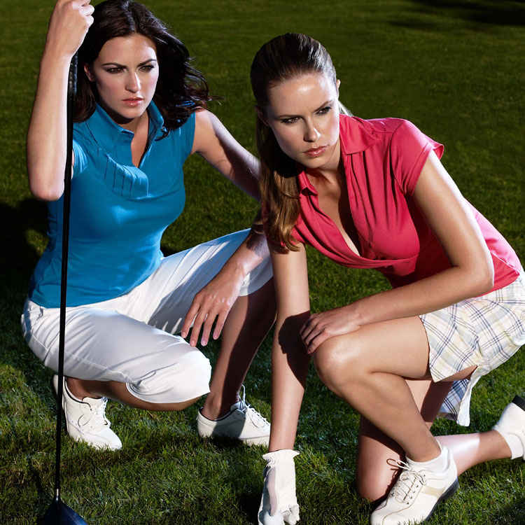 Todays women demand more from the golf club
