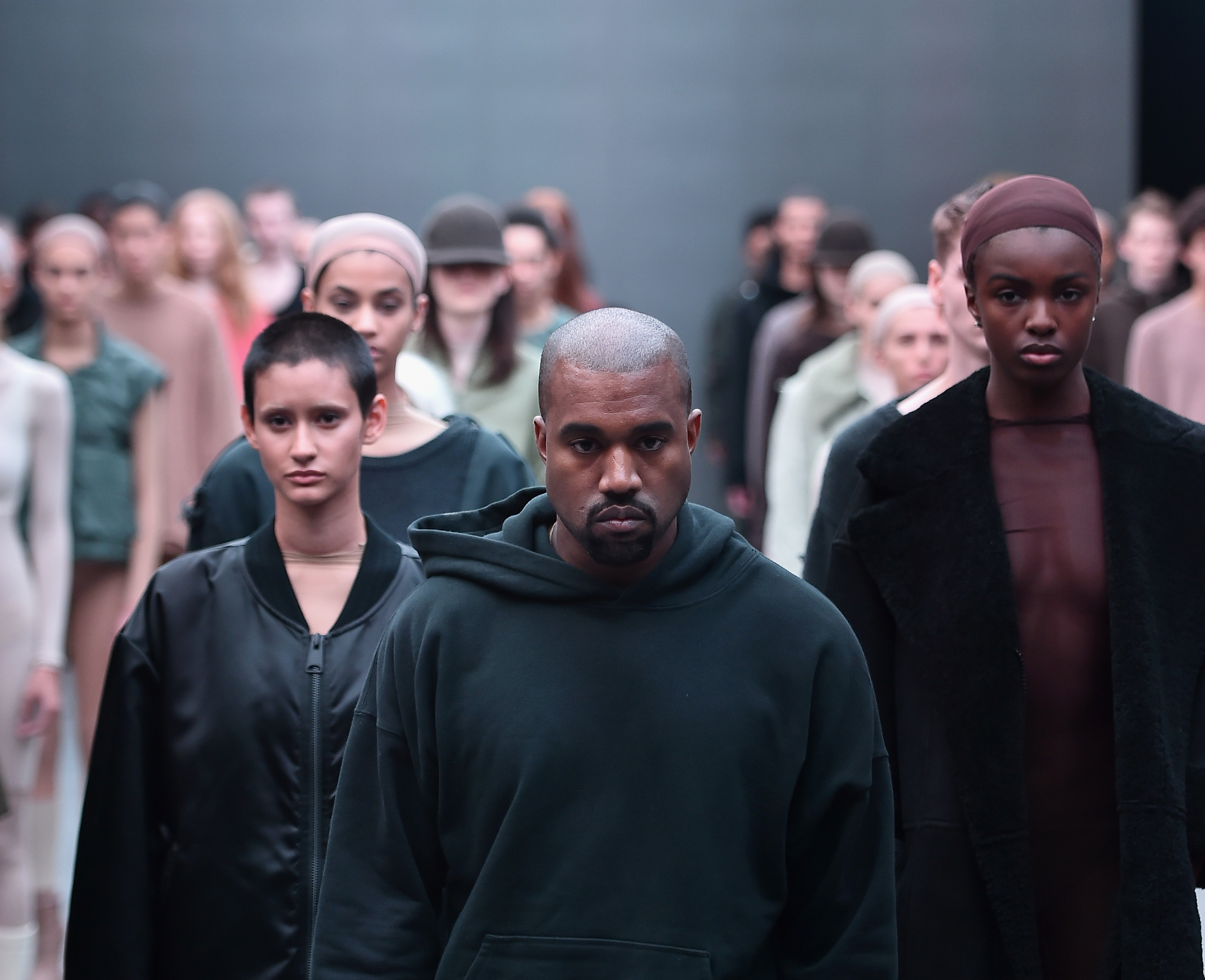 7f0a4a75a49c After Much Anticipation Music   Fashion Icon Kanye West Launches His ...
