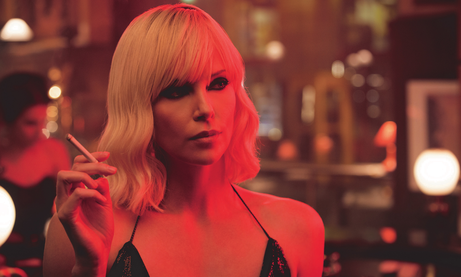 Oscar winner Charlize Theron star in Atomic Blonde