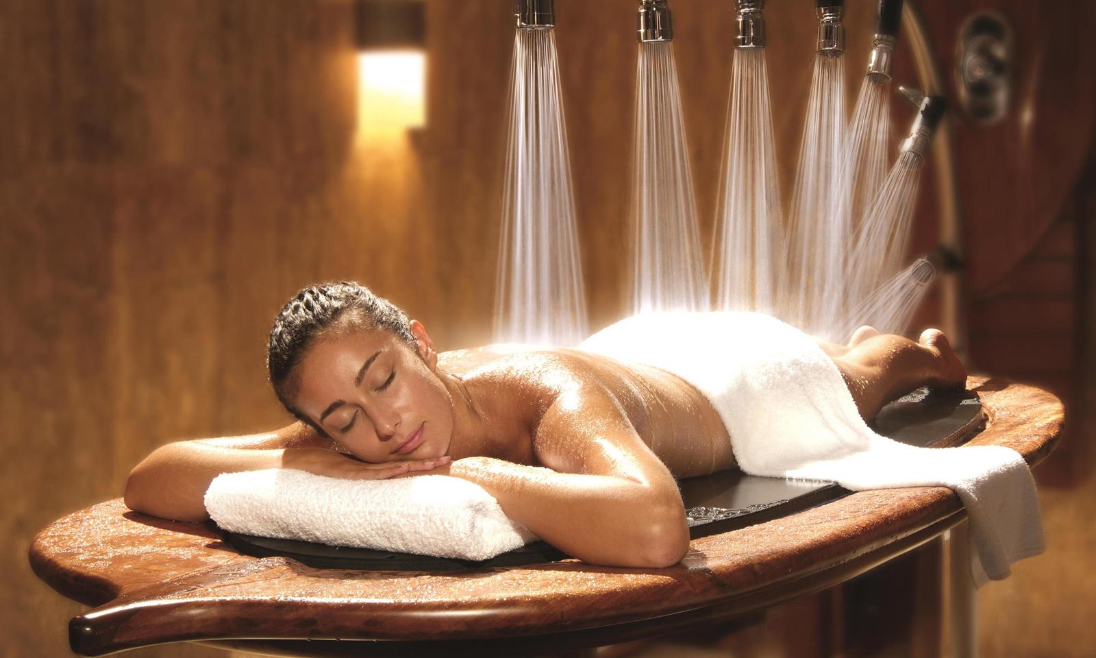 Treatments at Hawaii's Top Spa