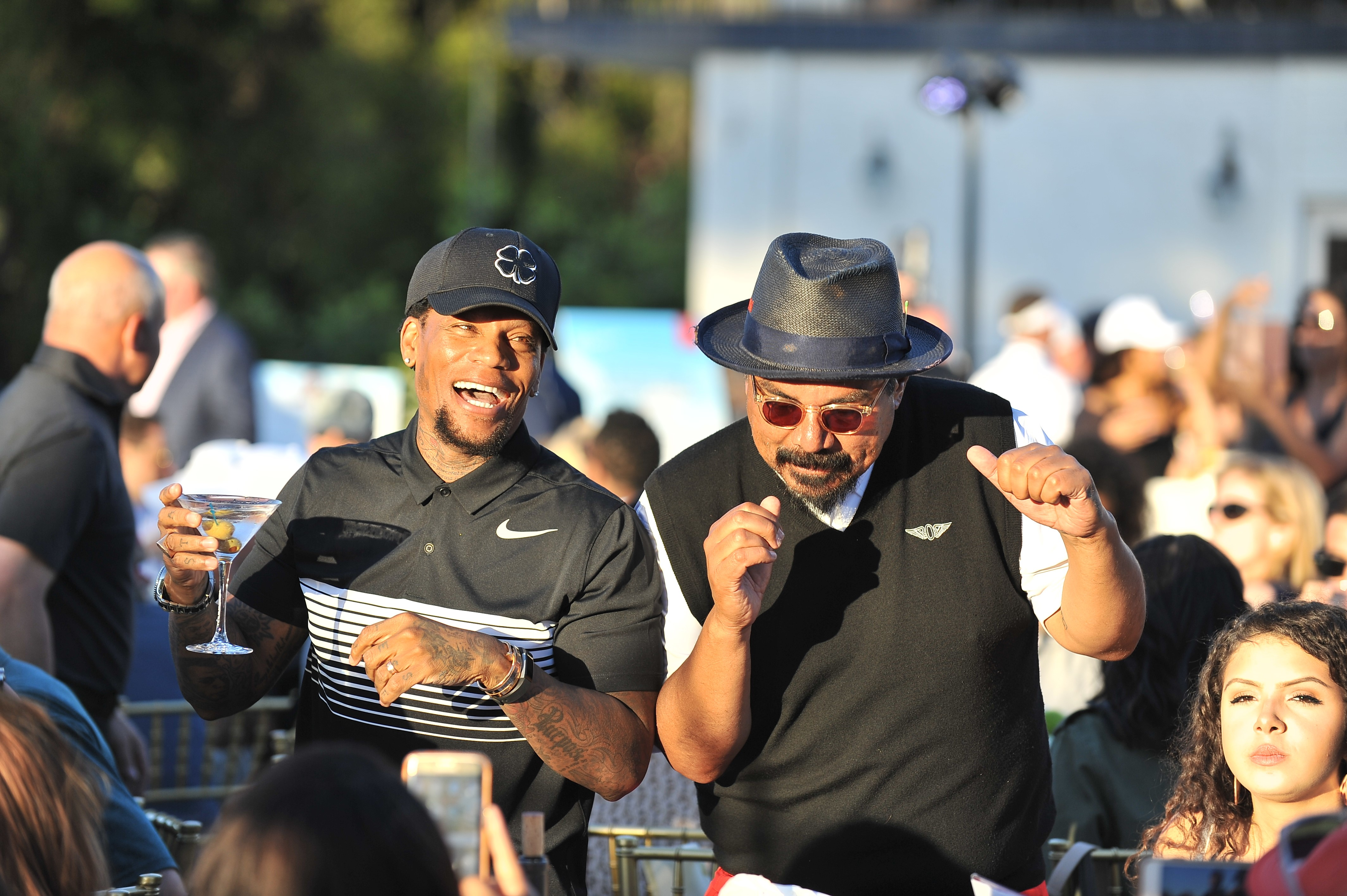 Stars Join George Lopez for 10th Anniversary Golf Classic