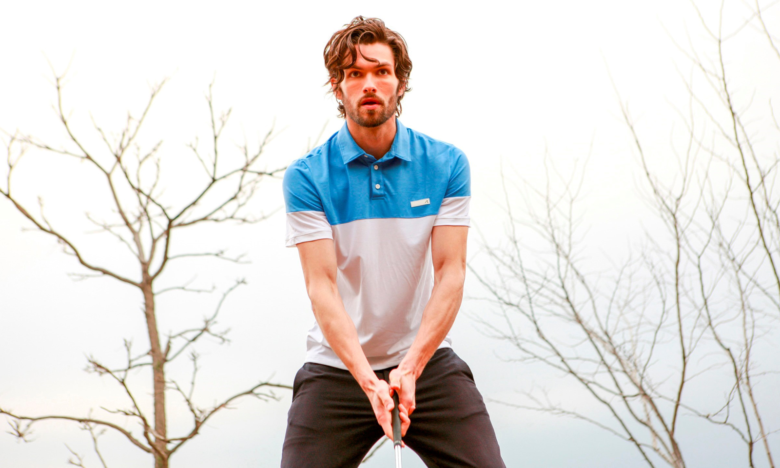 A round with Andrew Redvanly, the man behind New Jersey's stylish performance wear brand for the modern athlete