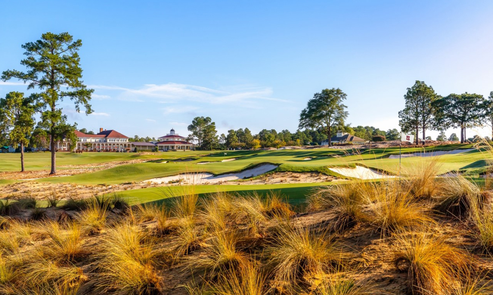 "Over 120 years after golf arrived at Pinehurst, the historic resort, often referred to as the Cradle of American Golf, will open ""The Cradle"", a nine-hole course by golf architect Gil Hanse."