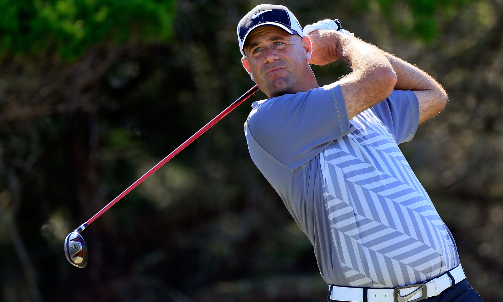 Stewart Cink previews TPC Sugarloaf's freshly spruced up Pines course in an exclusive gallery showcase event