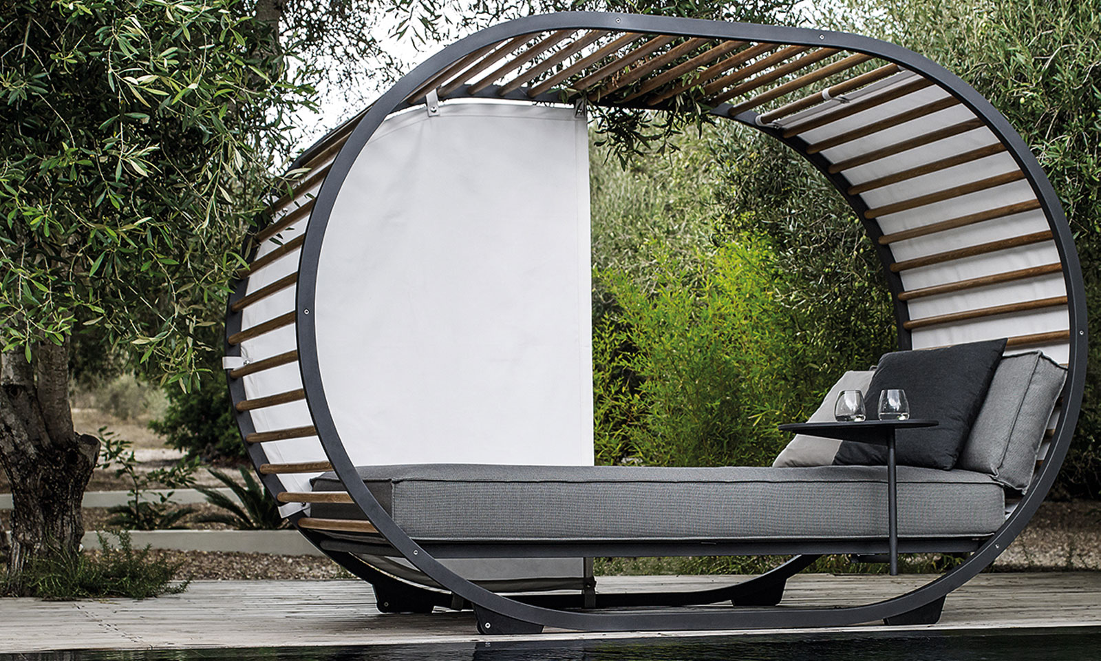 Private Lounge Chair