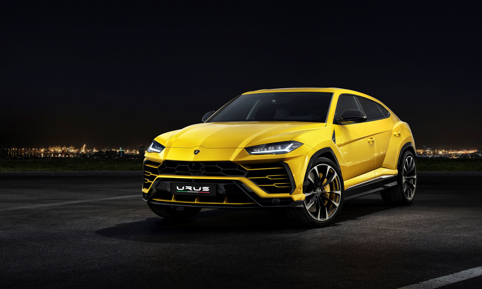 Lamborghini Urus Super SUV