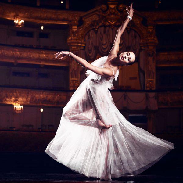Diana Vishneva for Jaquet Droz
