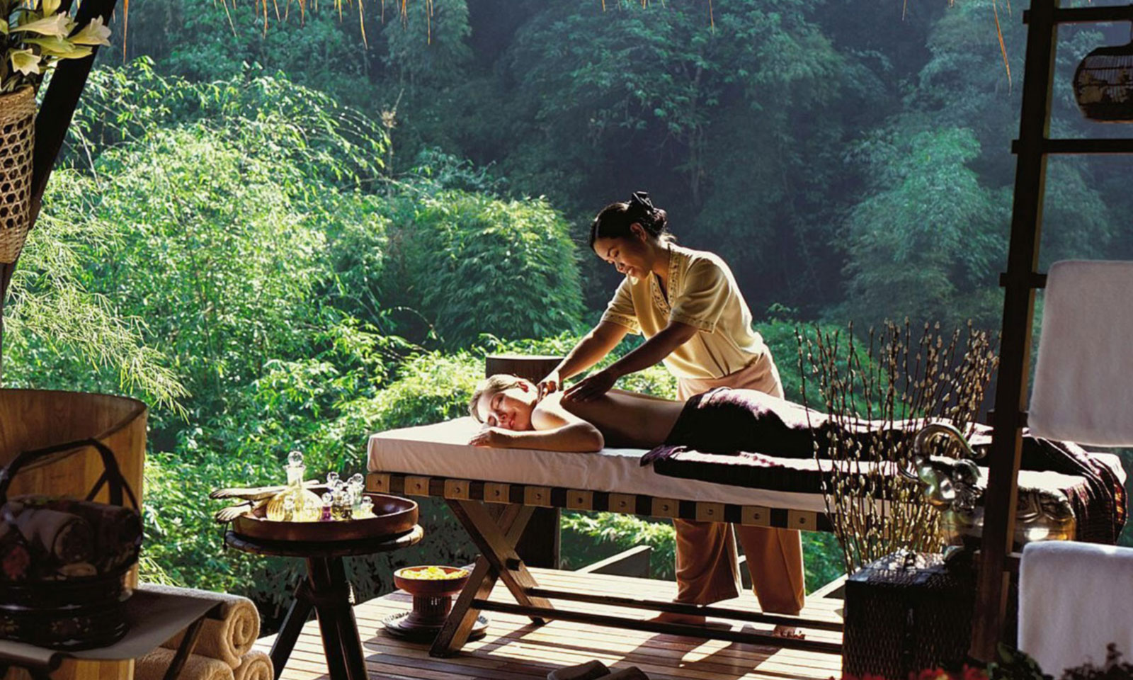 Experience the Intuitive Massage at The Secret Garden Spa | 19TH ...