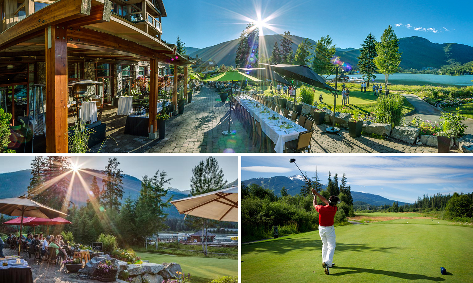 Travel Hitting the High Life at Whistler Nicklaus North Golf Club