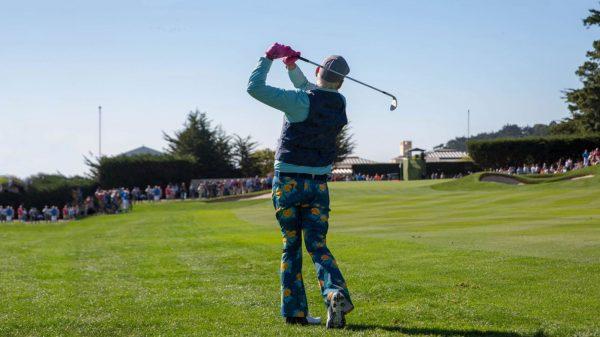 4 Golf Bill Murray ATT Pebble Beach Pro Am Photo 4
