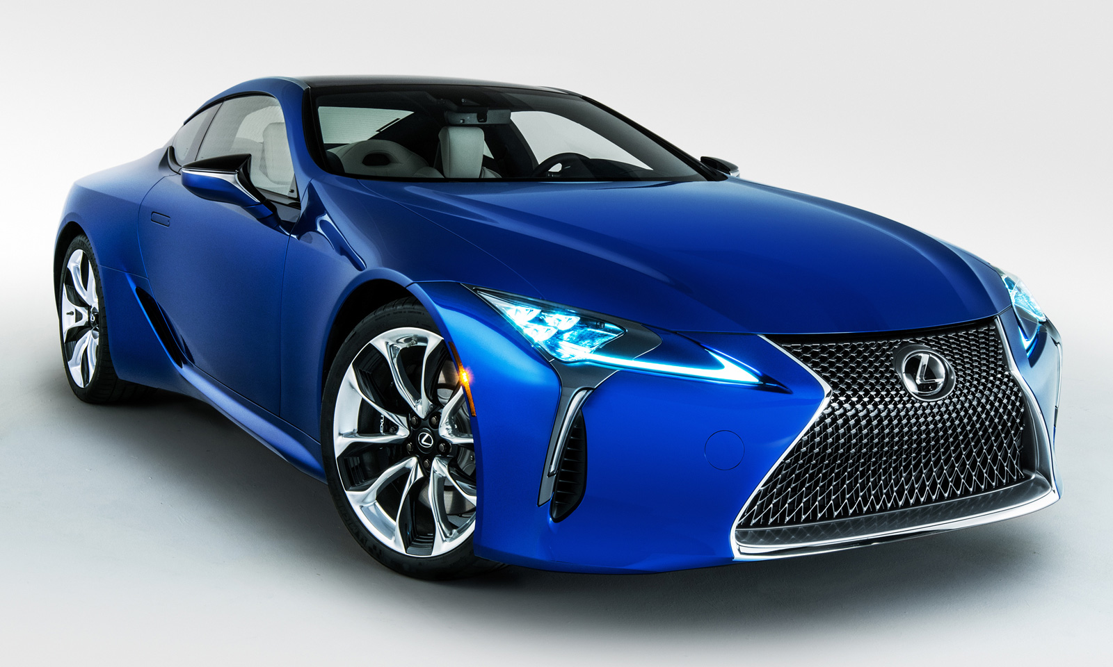 Lexus 2018 LC Inspiration Series