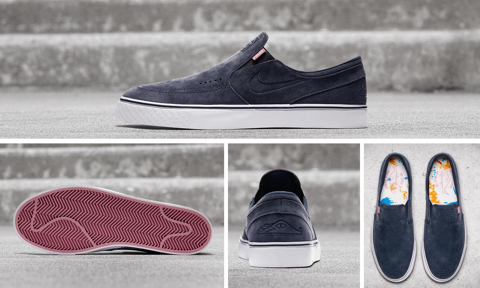 Nike Slip on Shoe