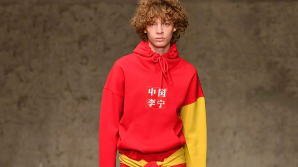 Li Ning Unveils Mens Fall 2018 Collection 1