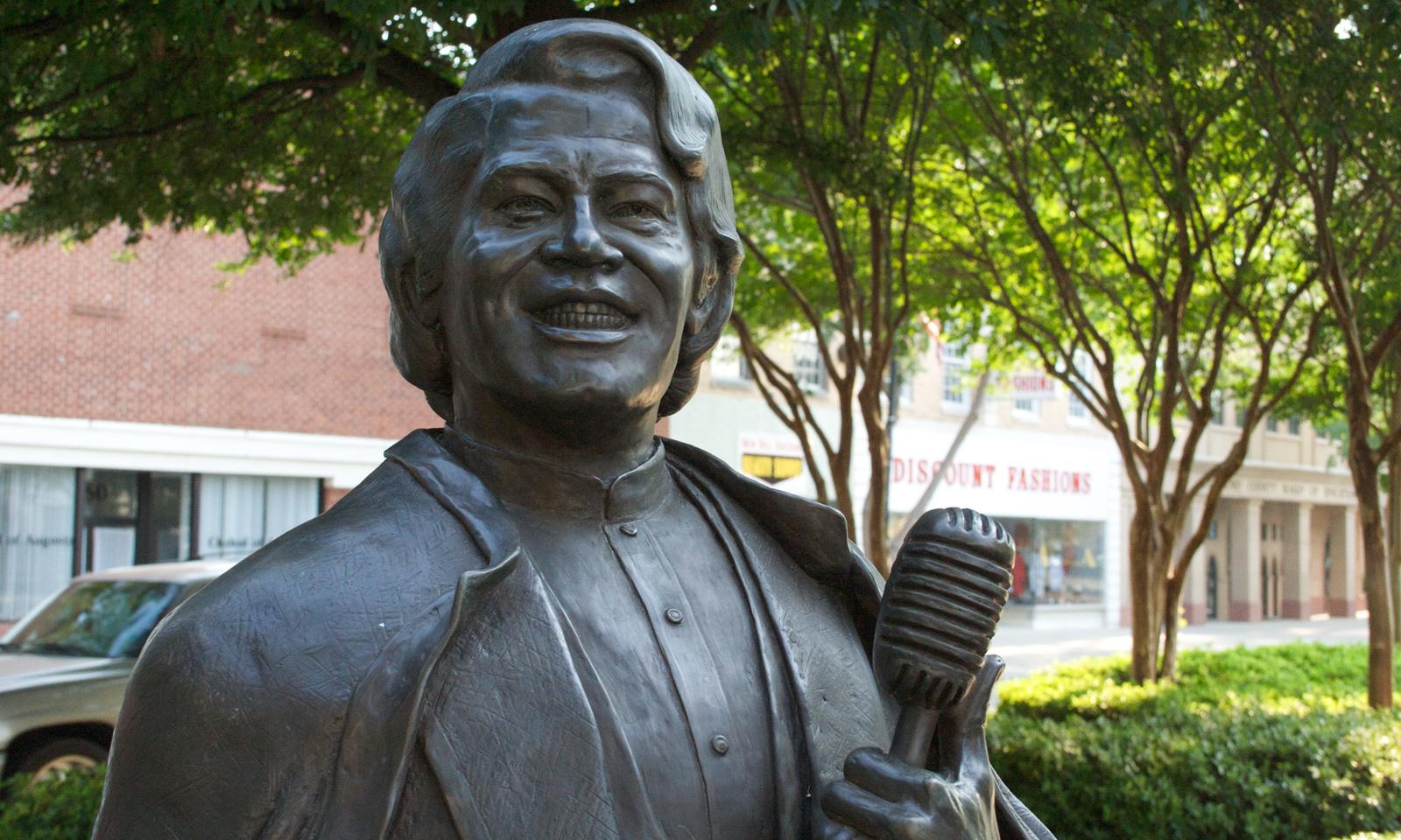 James Brown Statue, Augusta
