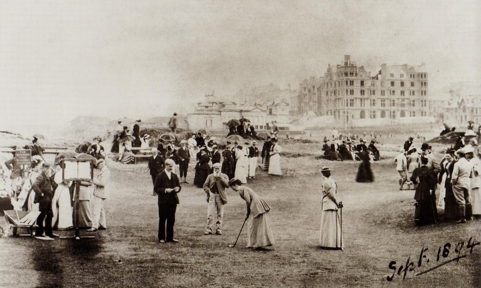 The Ladies Club at St. Andrews