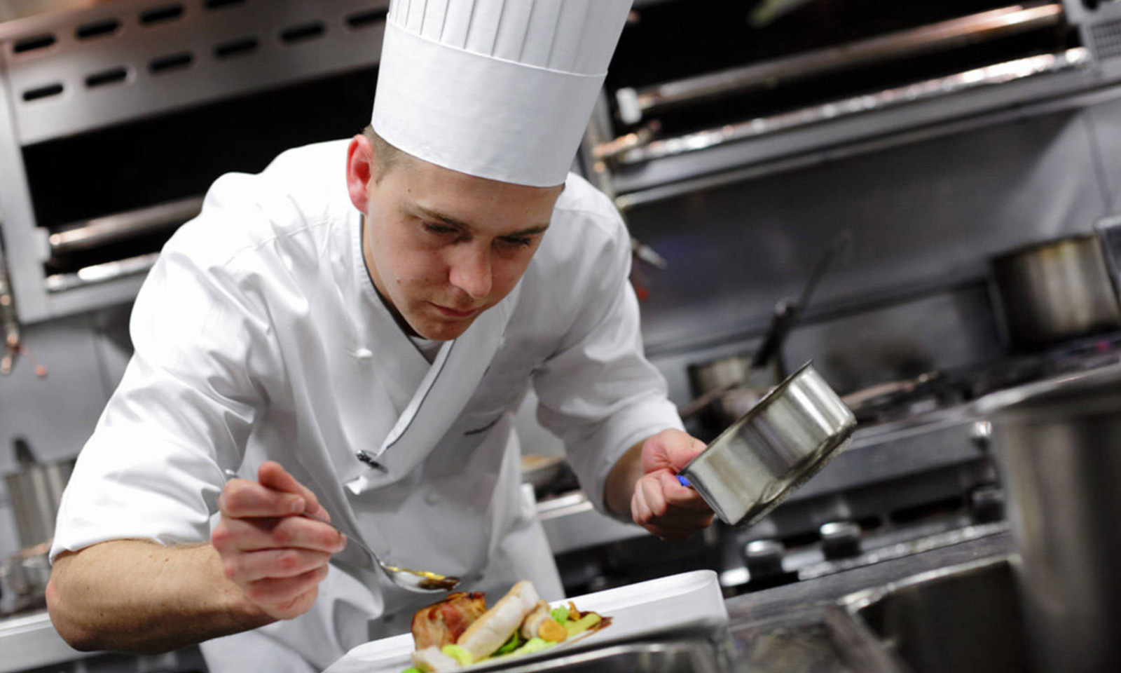 Masters Hospitality Chef