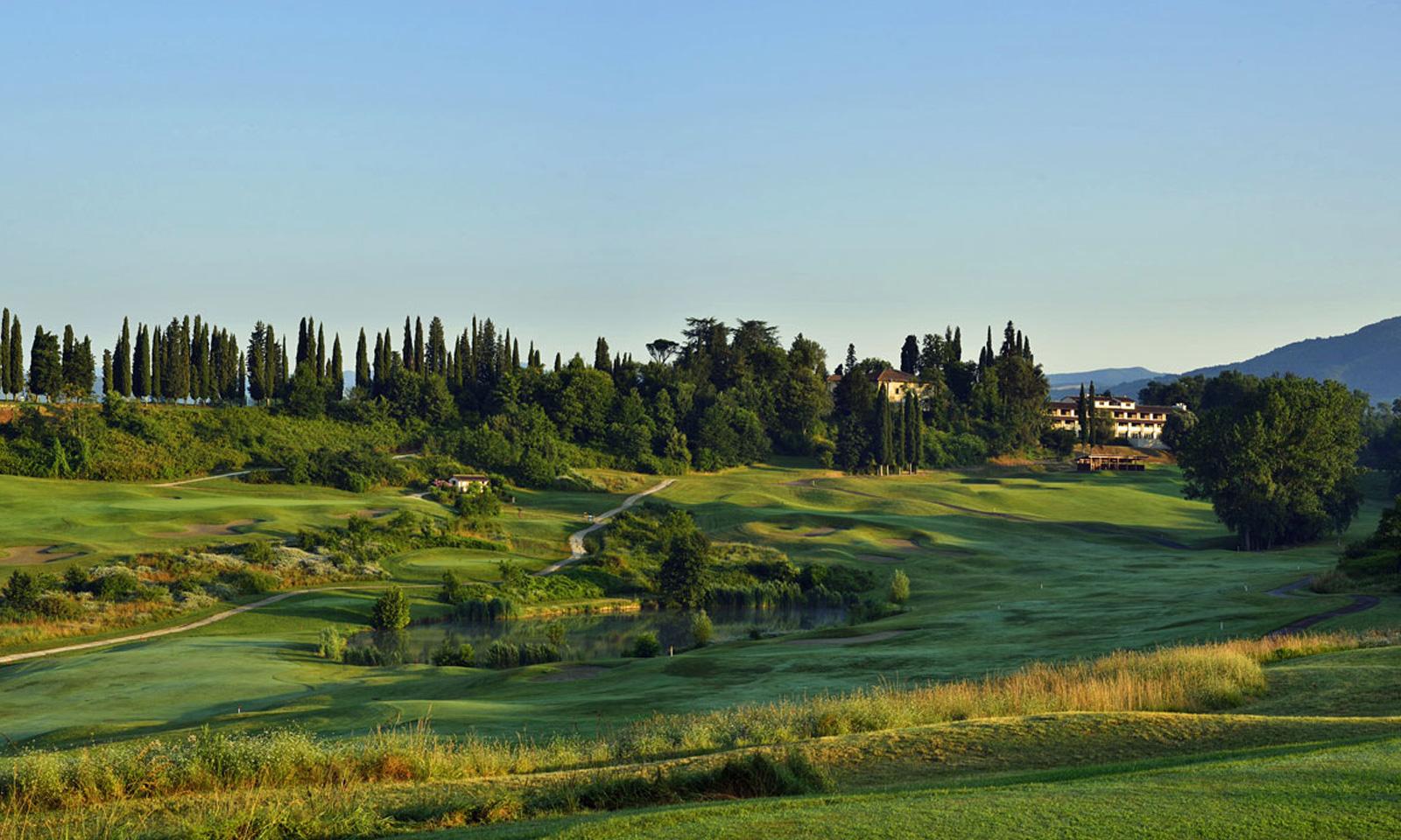 Italy Poggio Die Medici Golf & Country Club