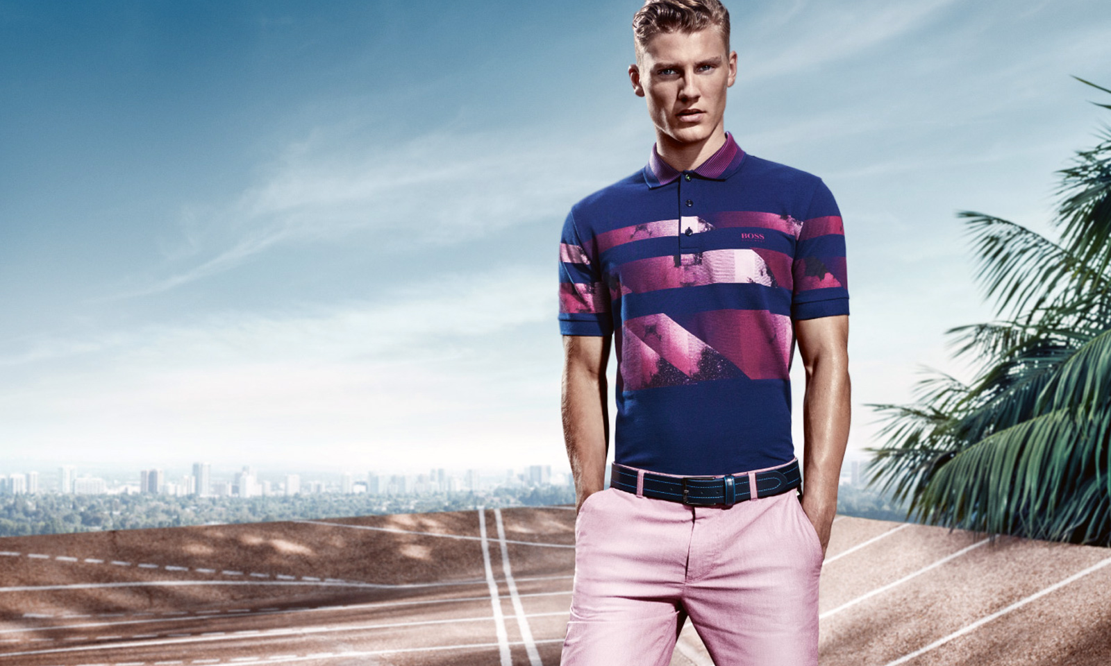 Hugo Boss Golf Fashion