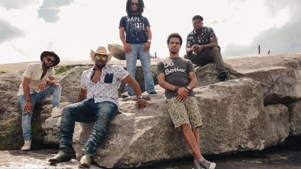 Grammy-nominated Rap-Group Nappy Roots