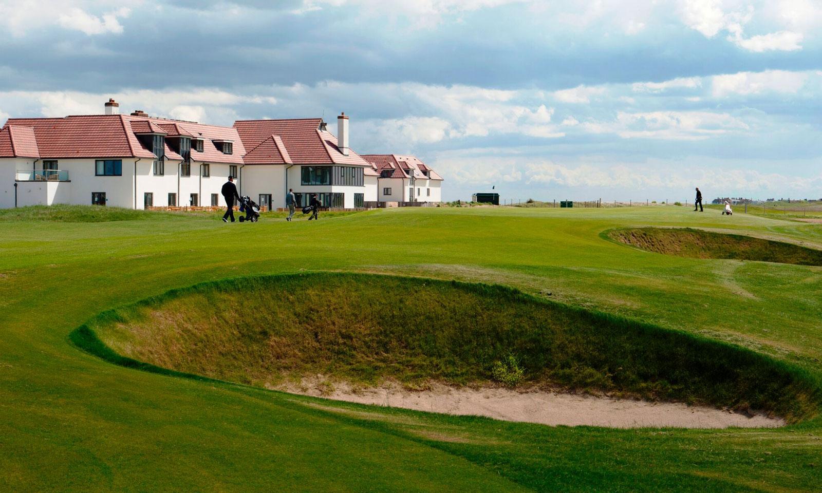 Golf Kent England