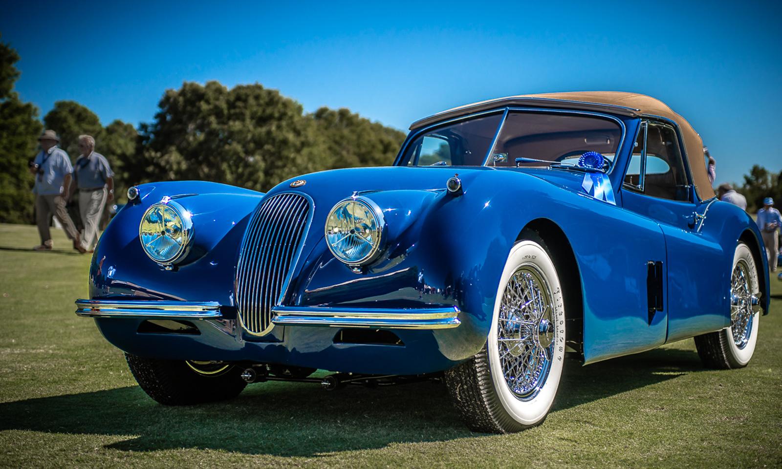 Atlanta-Weekend-of-Driving-d'Elegance-1953-Jaguar
