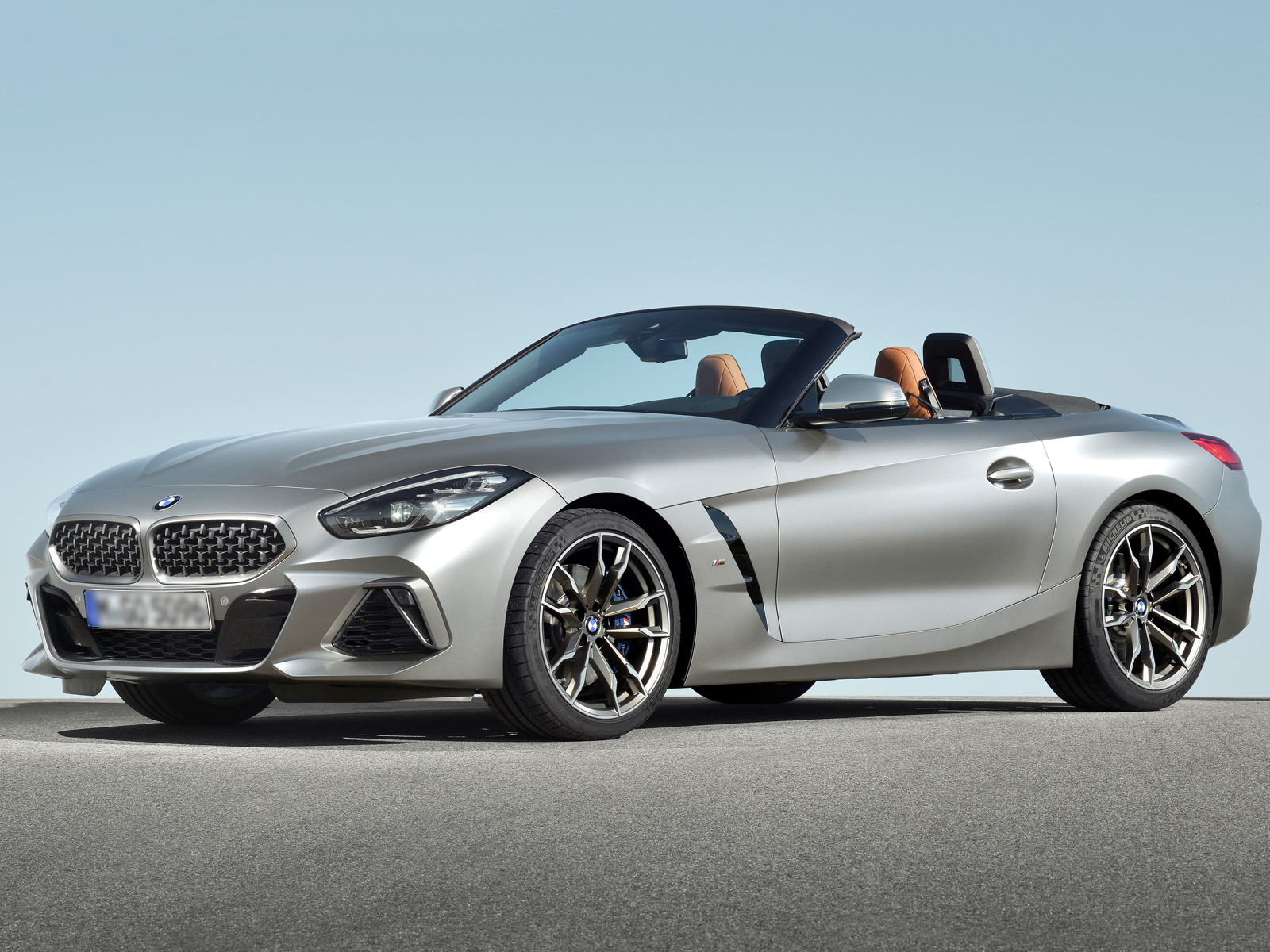 the all new 2019 bmw z4 roadster 19th hole magazine. Black Bedroom Furniture Sets. Home Design Ideas