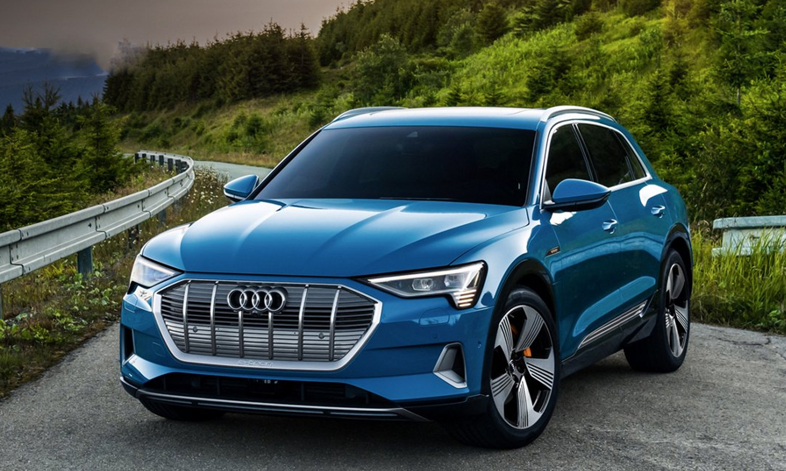 Audi San Francisco >> The Audi e-tron Electric SUV | 19TH HOLE MAGAZINE