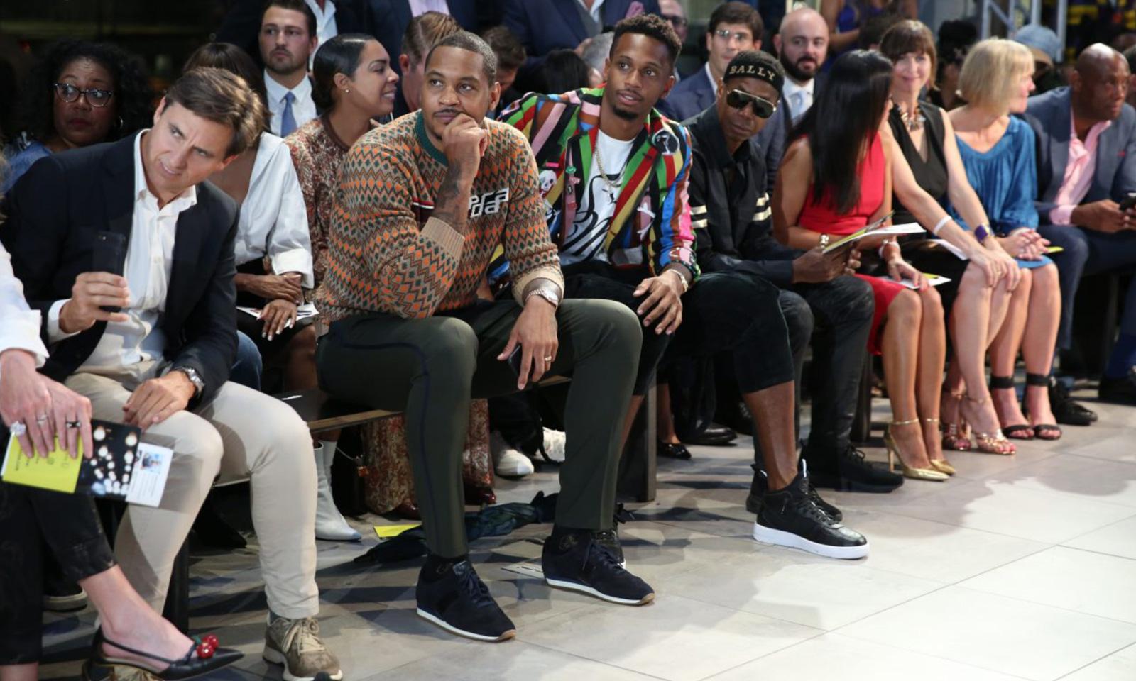 Laureus Sport for Good Fashion Show