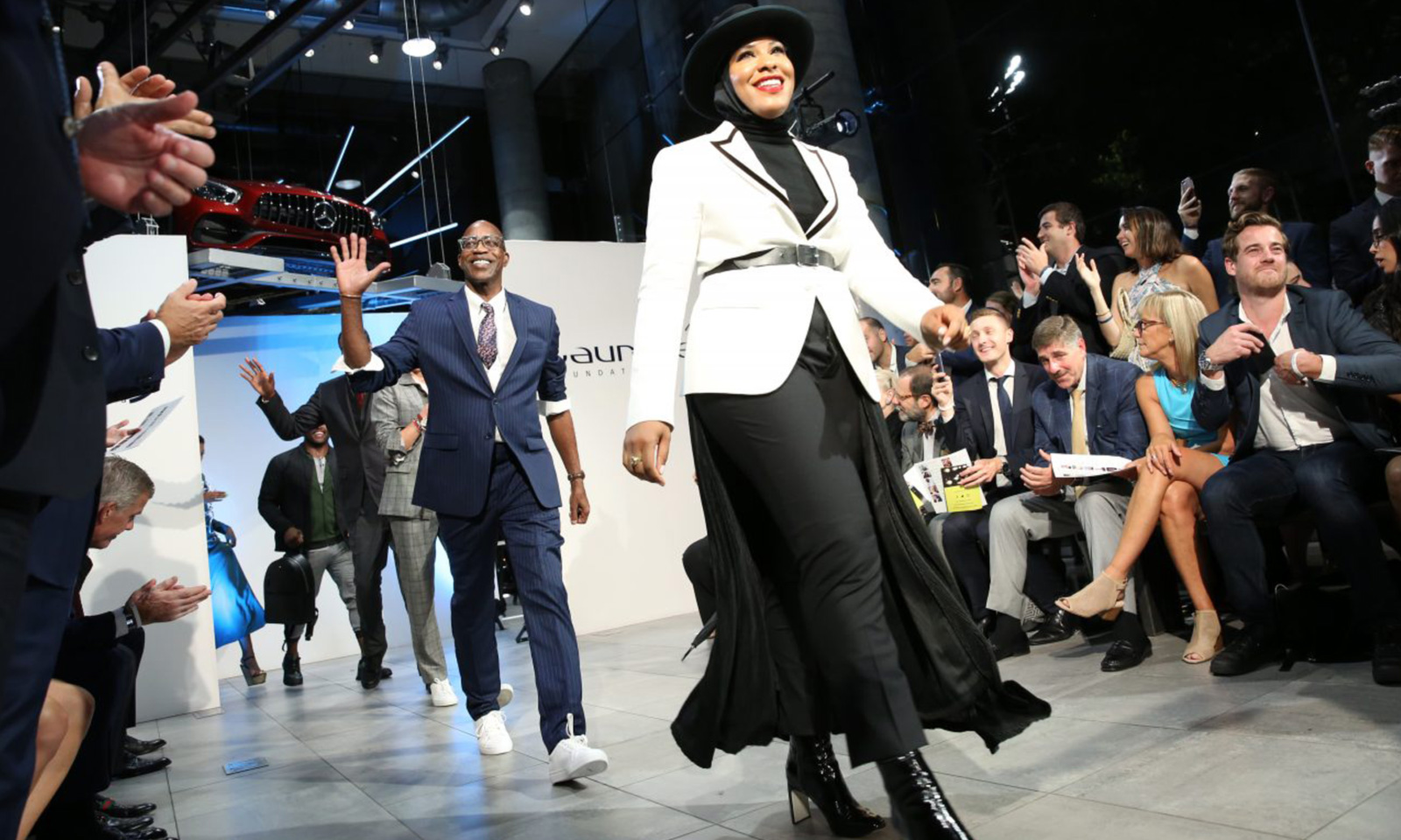 Laureus Sport for Good Fashion Show