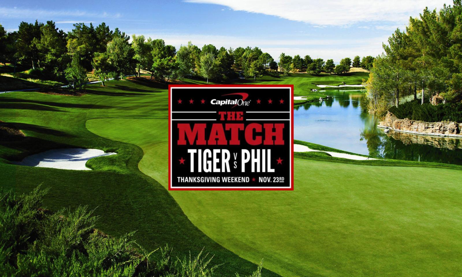 Shadow Creek Golf Course in Las Vegas.