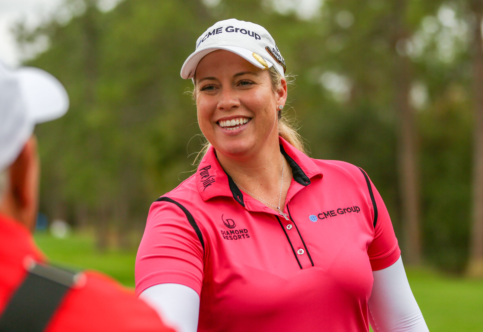 Hall of Fame Athletes Compete with World's Best Pro Female Golfers