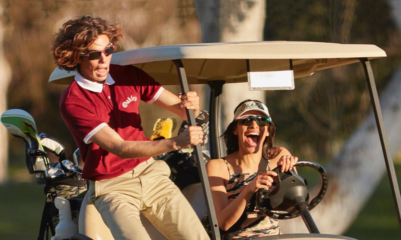 Oakley Golf '90s Summer Inspiration