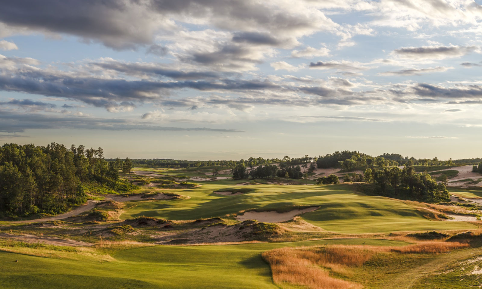 Golf Courses by Coore & Crenshaw Sand Valley