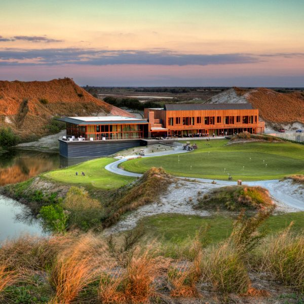 Golf Courses by Coore & Crenshaw Streamsong Red