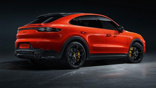 1 Porsche Cayenne Four Door Coupe 2020