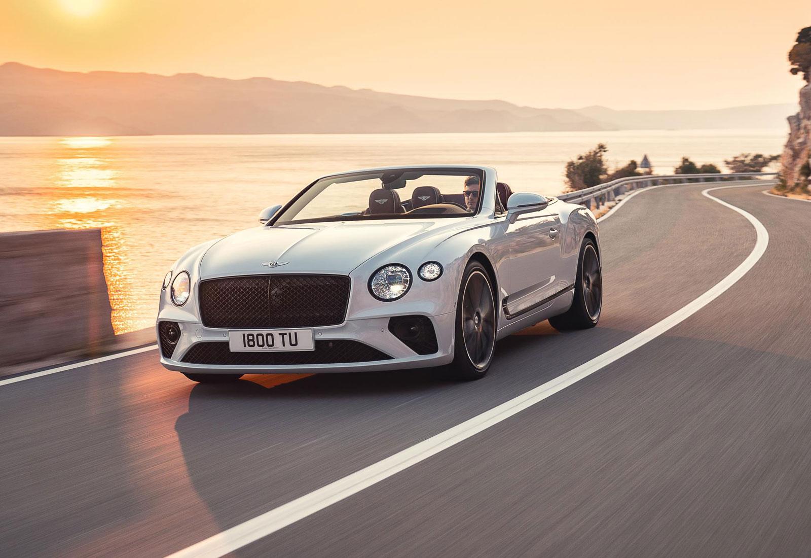 Bentley 100 years