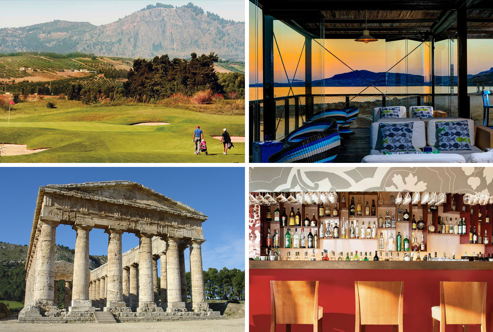 Sicilian Golf and Spa