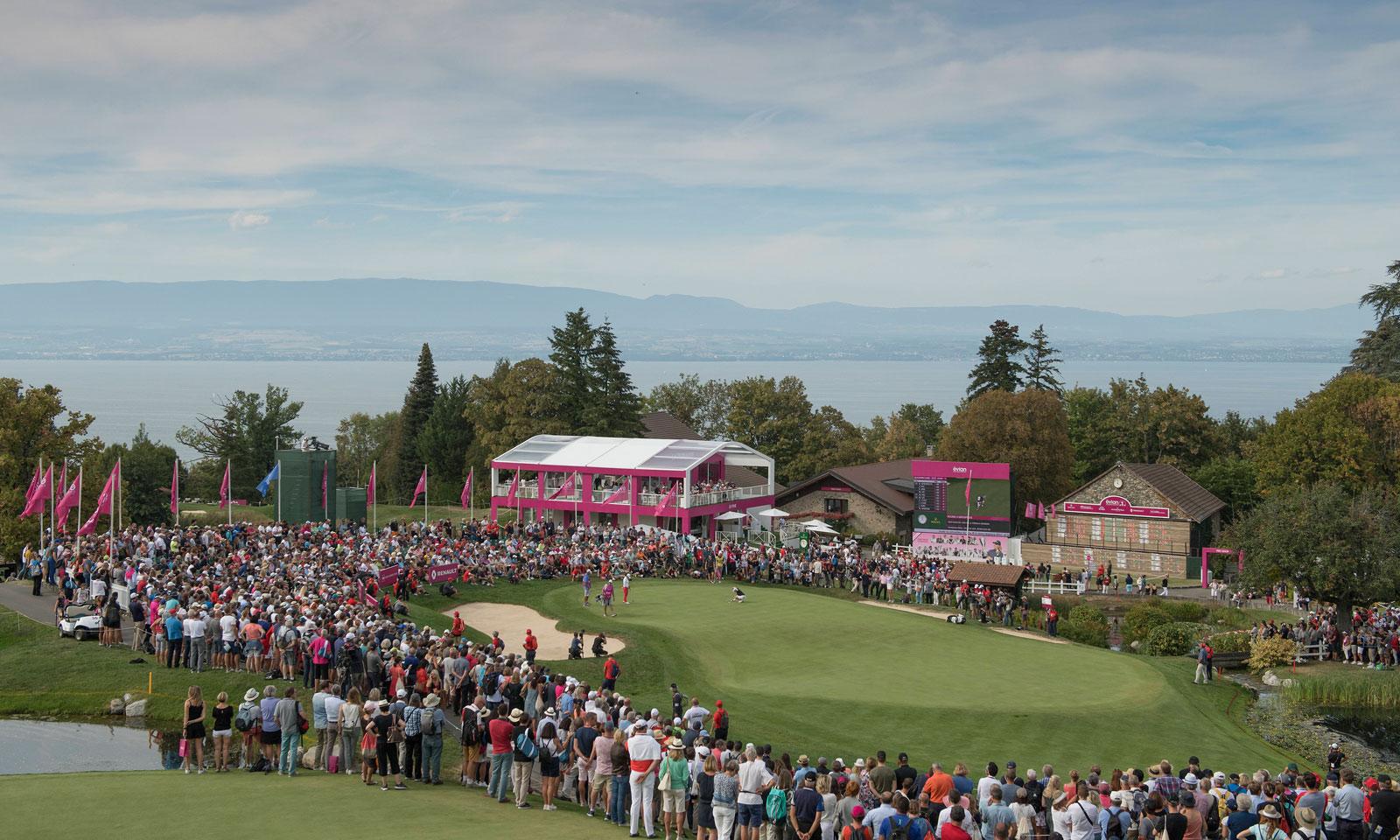 Evian Championship France