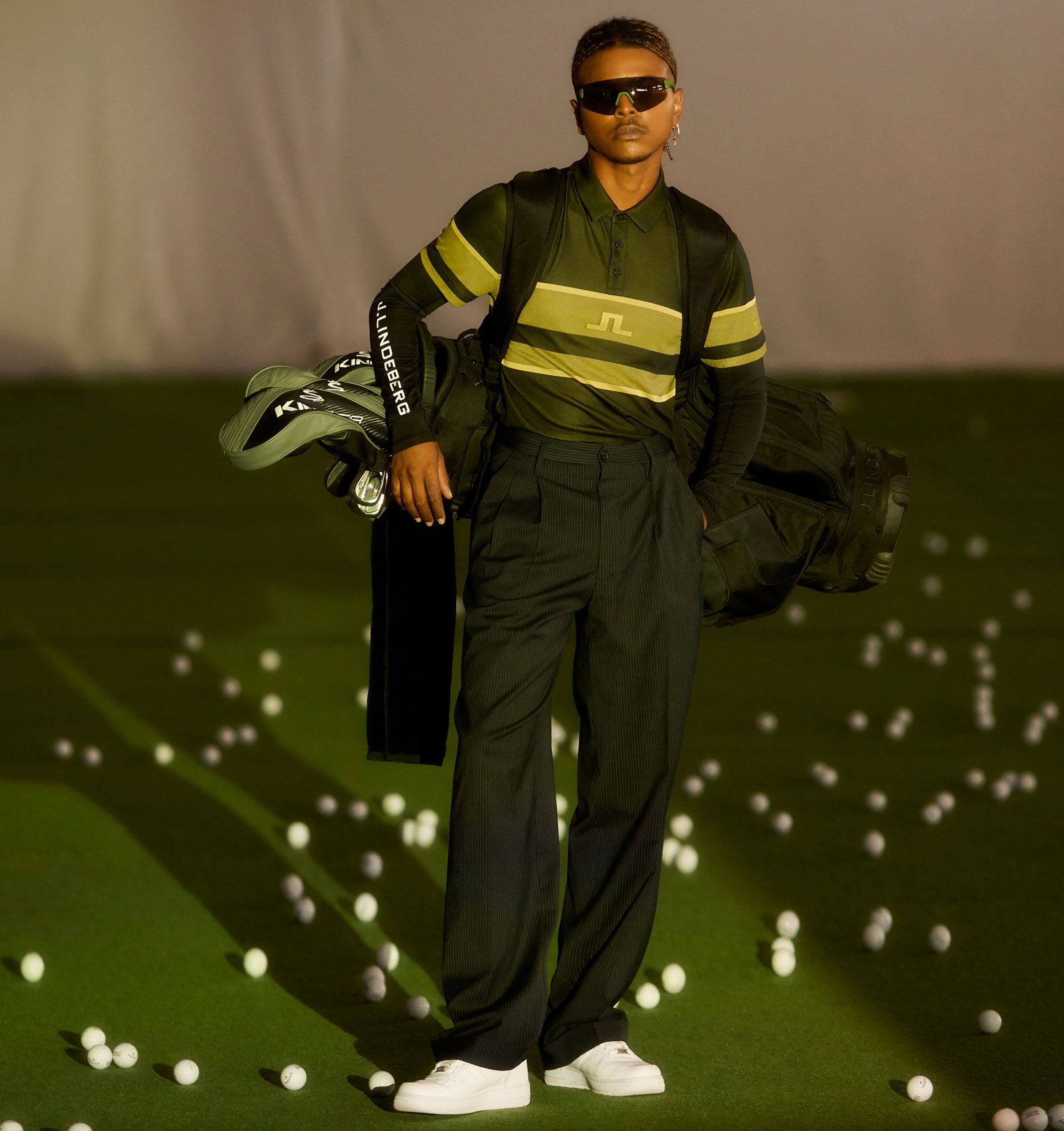 Chimi x J.Lindeberg Golf Collection