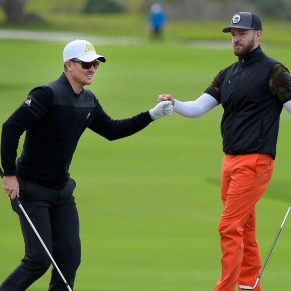 Celebrity Golfers