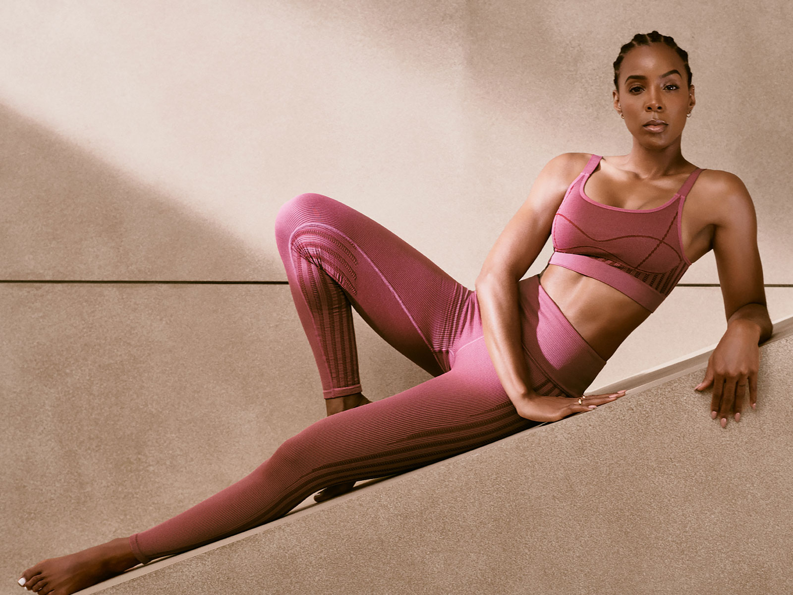 Kelly Rowland Fabletics Collection