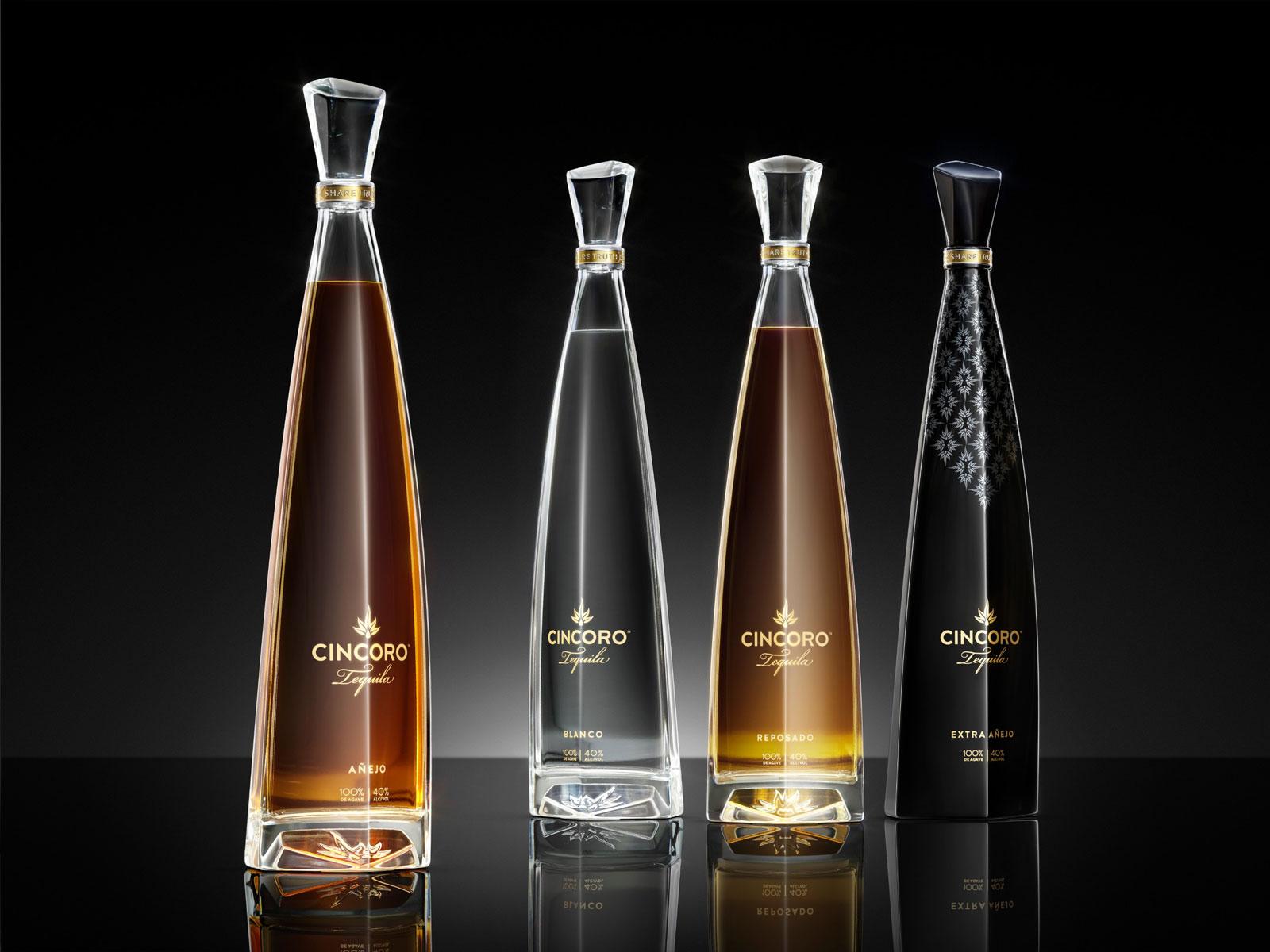 Cincoro Tequila Portfolio