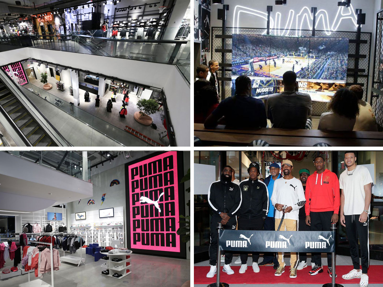 PUMA Opens NYC Flagship Store