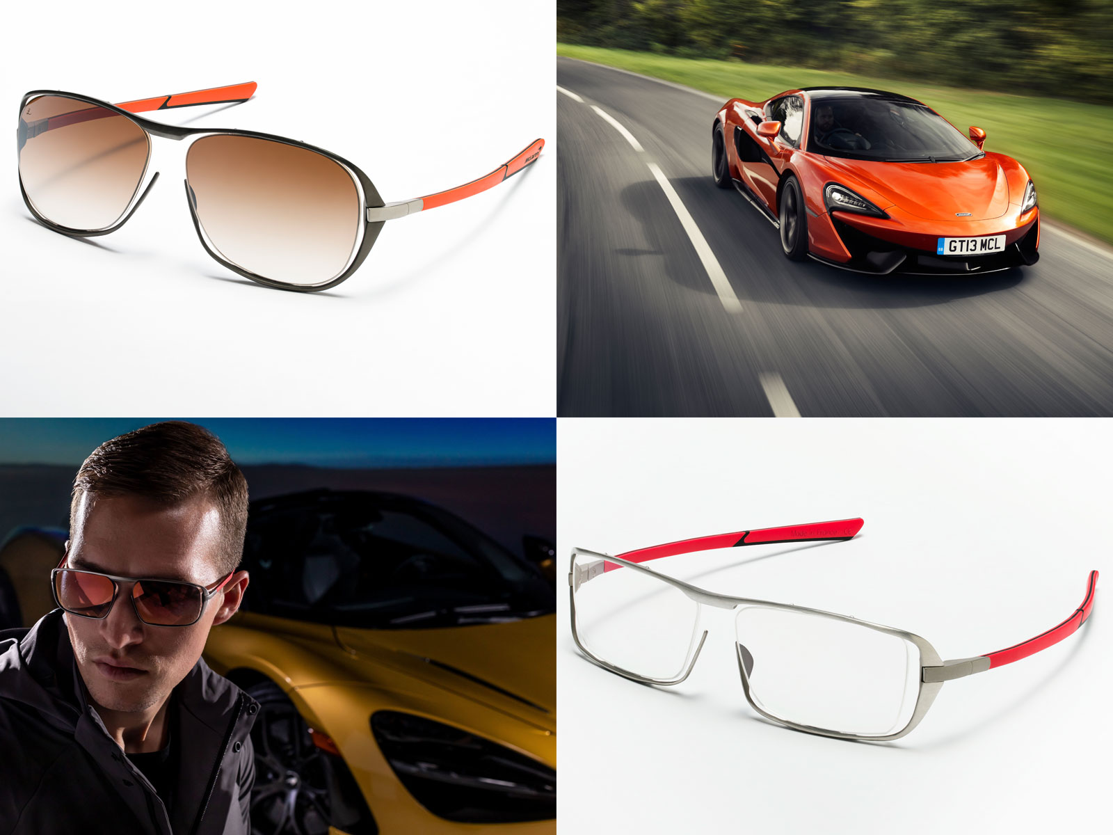 McLaren Automotive Eyewear