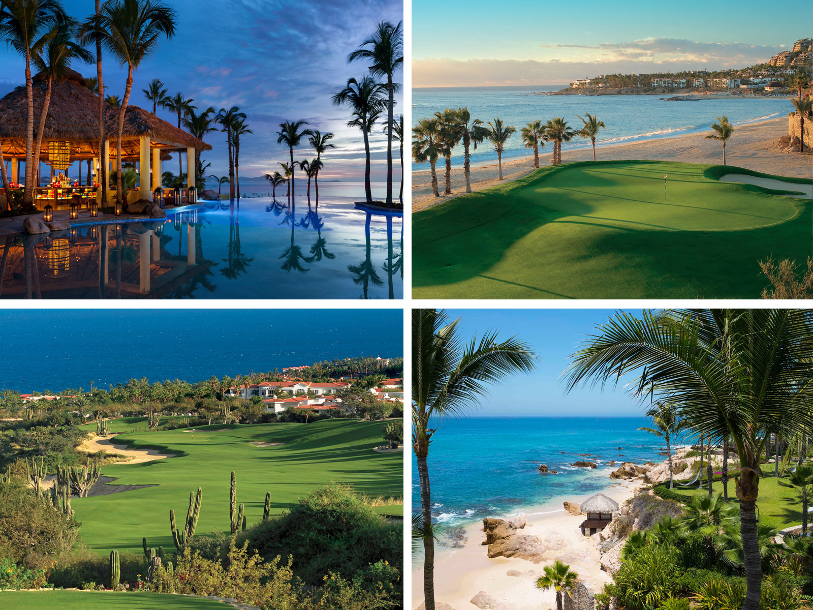 Los Cabos - Mexico's Must-Play, Golf Paradise