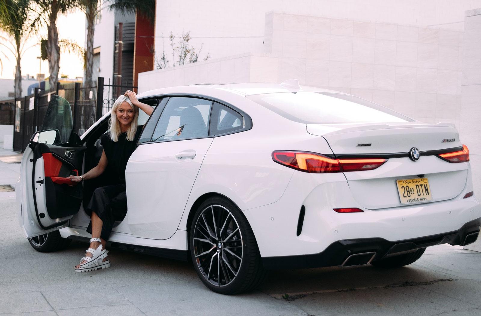 BMW x New York Fashion Week