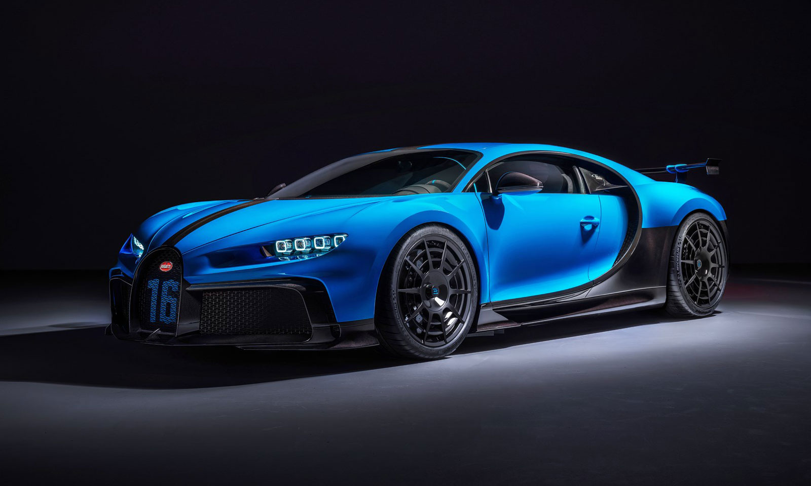 Jacob & Co. x Bugatti Chiron Tourbillon is the first all-new timepiece of this partnership