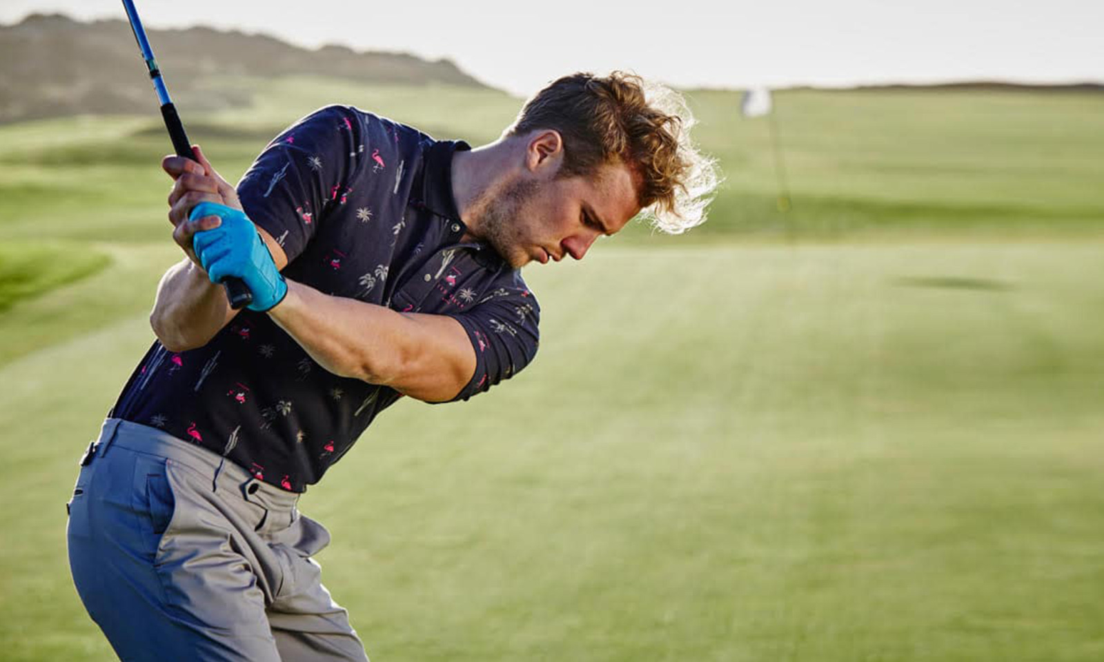 Golf Fashion Becomes Global Ted Baker TG