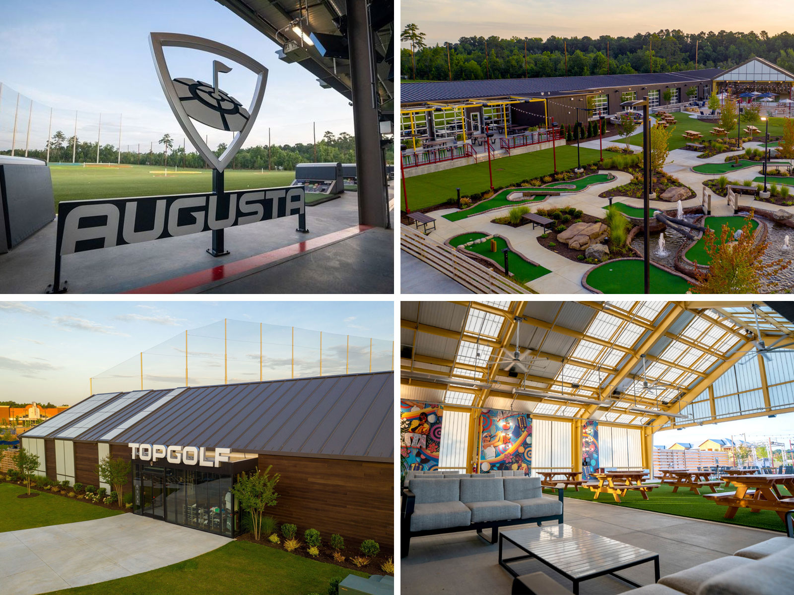 Topgolf Augusta location
